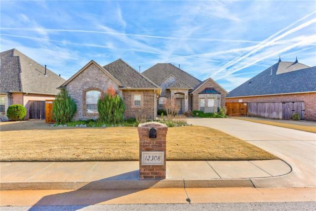 12308 Chateaux Road, Oklahoma City, OK 73142 (MLS #843986) :: Homestead & Co