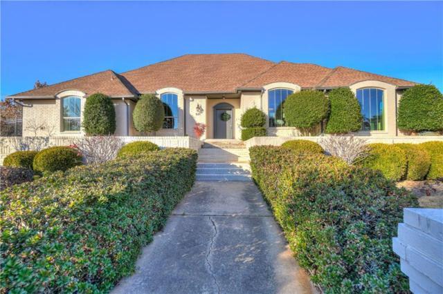 921 Gleneagles Drive, Edmond, OK 73013 (MLS #843991) :: Homestead & Co