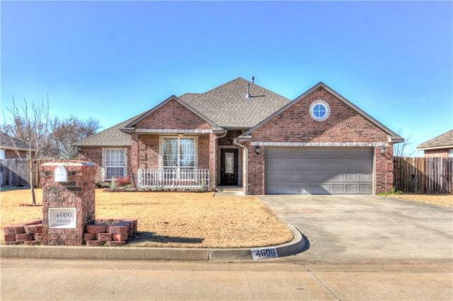 4600 Churchill, Shawnee, OK 74804 (MLS #844007) :: Homestead & Co