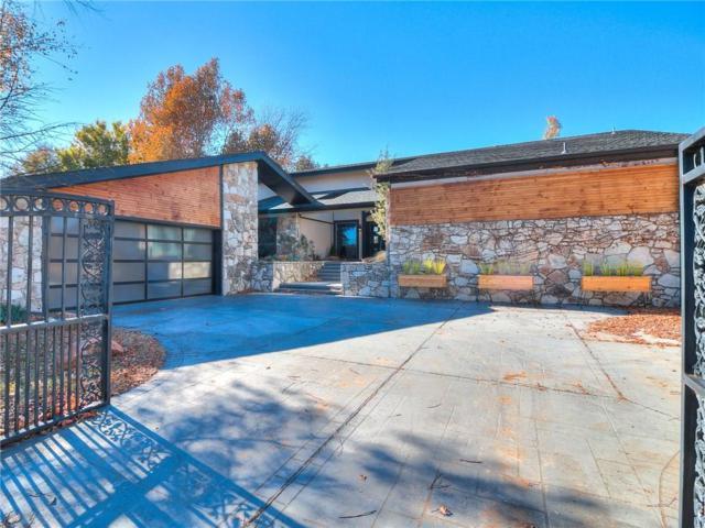 6413 Oak Tree, Edmond, OK 73025 (MLS #844031) :: Homestead & Co