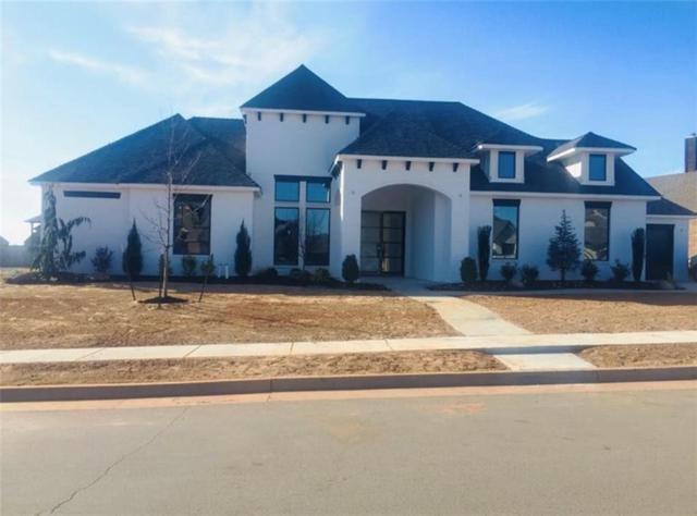 1140 Gateway Bridge Road, Edmond, OK 73013 (MLS #844097) :: Homestead & Co