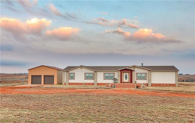 11050 N 1870 Road, Sayre, OK 73662 (MLS #844183) :: KING Real Estate Group