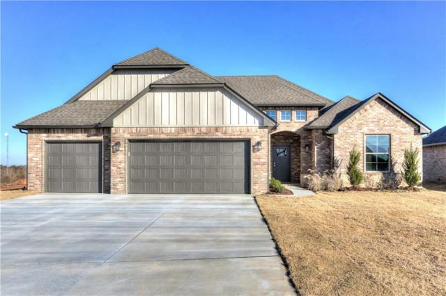 12515 Forest Terrace, Midwest City, OK 73020 (MLS #844243) :: KING Real Estate Group