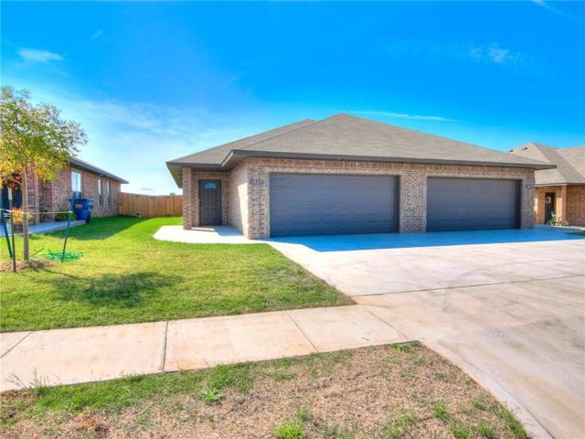 1825 Post Oak, El Reno, OK 73036 (MLS #844309) :: Denver Kitch Real Estate