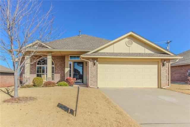 213 Dollina, Norman, OK 73069 (MLS #844361) :: KING Real Estate Group