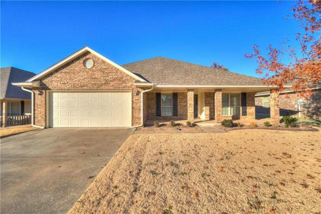 14369 Ramblewood Drive, Choctaw, OK 73020 (MLS #844444) :: KING Real Estate Group