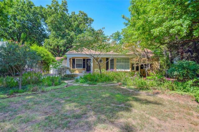 635 Okmulgee, Norman, OK 73071 (MLS #844505) :: KING Real Estate Group