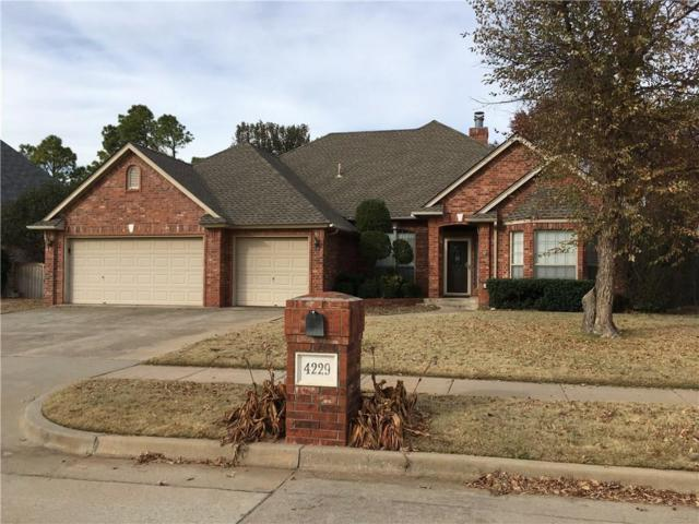 4229 Harrogate Drive, Norman, OK 73072 (MLS #844534) :: Barry Hurley Real Estate