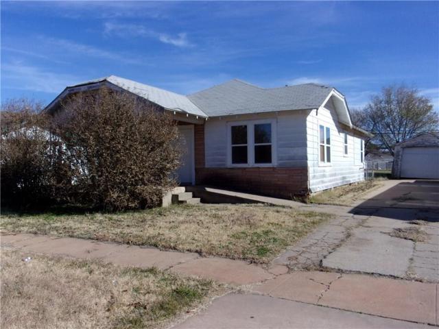 1312 N Lee, Altus, OK 73521 (MLS #844540) :: Homestead & Co