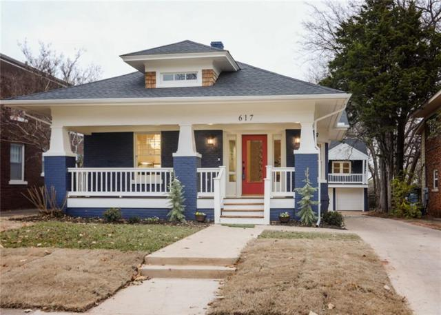 617 NW 19th Street, Oklahoma City, OK 73103 (MLS #844563) :: Homestead & Co