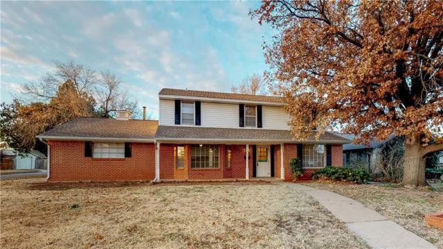 2700 NW 111th Street, Oklahoma City, OK 73120 (MLS #844564) :: KING Real Estate Group
