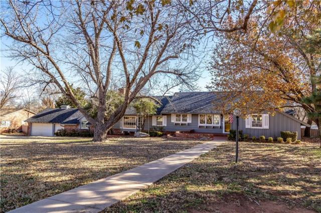 607 N College, Cordell, OK 73632 (MLS #844572) :: Homestead & Co