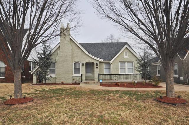 805 NE 20th Street, Oklahoma City, OK 73105 (MLS #844624) :: Homestead & Co