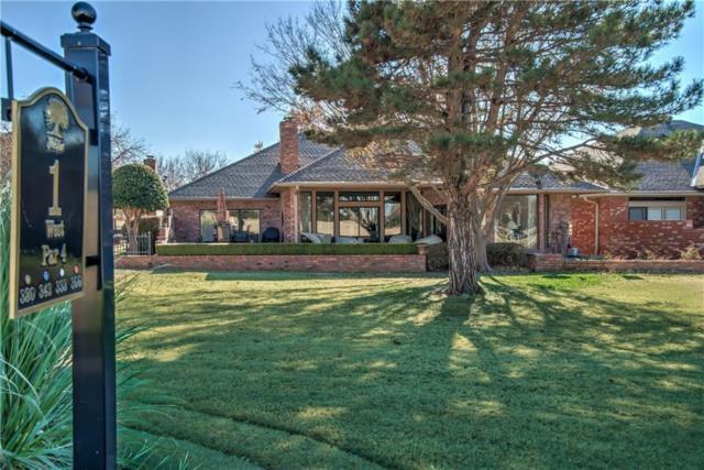 633 E Oak, Edmond, OK 73025 (MLS #844664) :: Homestead & Co
