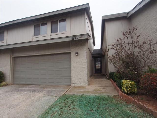 5825 Hefner Village Circle, Oklahoma City, OK 73162 (MLS #844685) :: Erhardt Group at Keller Williams Mulinix OKC