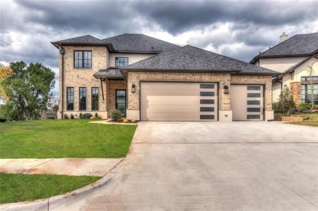 449 Saint Claire Drive, Edmond, OK 73025 (MLS #844766) :: KING Real Estate Group