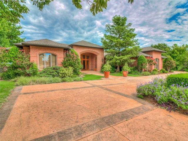 1405 Oak Tree Drive, Edmond, OK 73025 (MLS #844800) :: KING Real Estate Group
