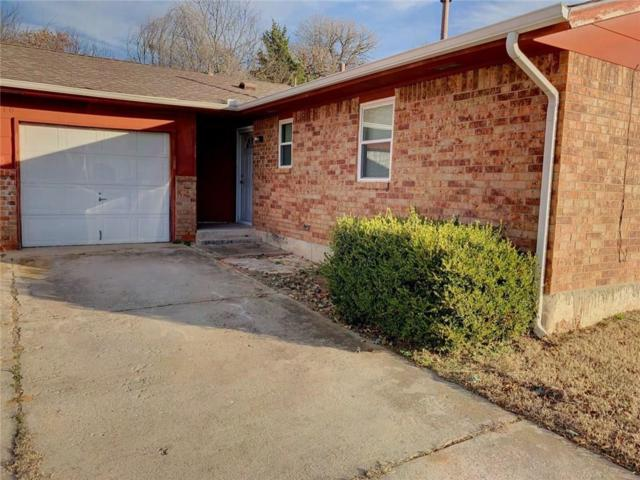 516 E Cardinal Place, Midwest City, OK 73130 (MLS #844850) :: Homestead & Co
