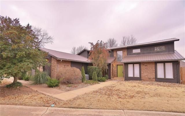 1917 Bowling Green Place, Norman, OK 73071 (MLS #844978) :: Homestead & Co