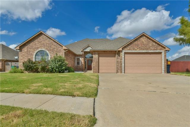 201 SW 137th Terrace, Moore, OK 73170 (MLS #844985) :: Homestead & Co