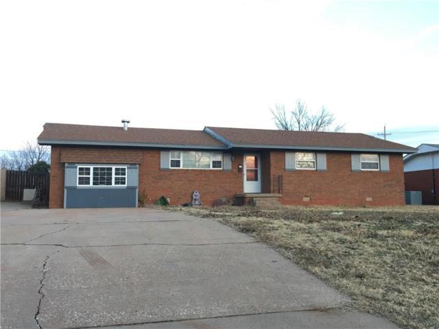 1304 N 3rd Street, Sayre, OK 73662 (MLS #845012) :: KING Real Estate Group