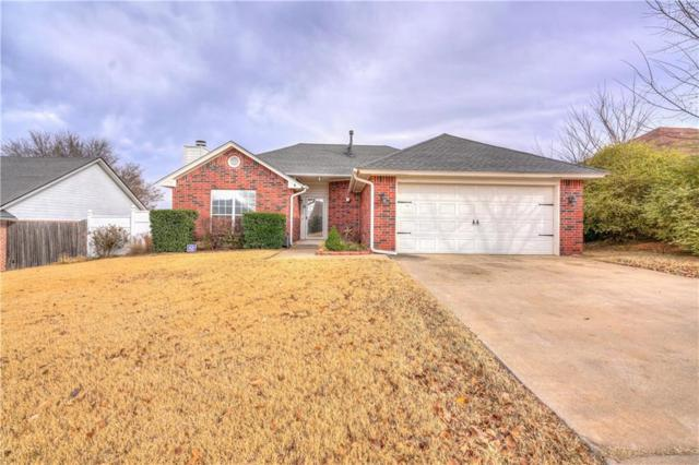 1920 Butterfield Trail, Choctaw, OK 73020 (MLS #845038) :: KING Real Estate Group