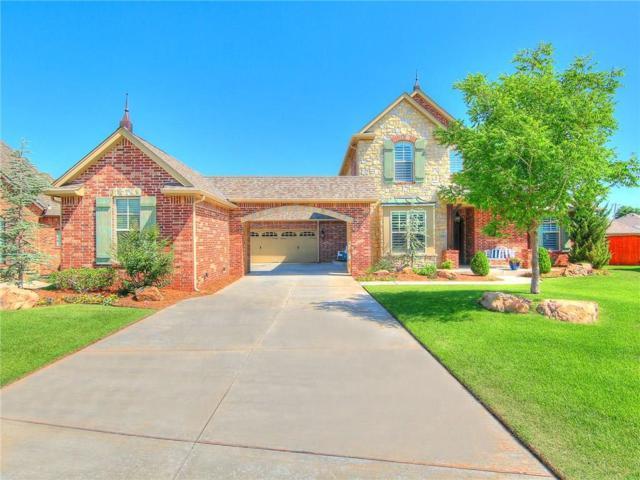13120 Rock Canyon Road, Oklahoma City, OK 73142 (MLS #845045) :: Homestead & Co