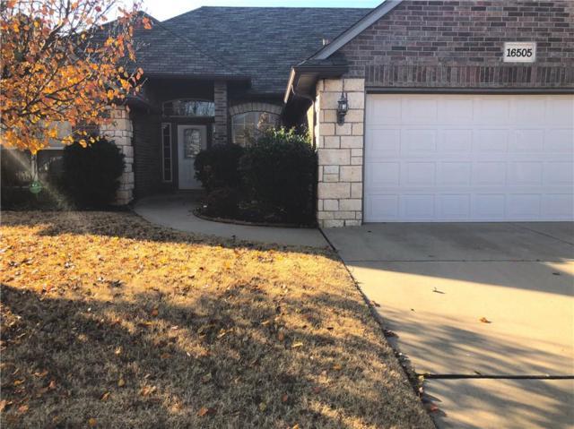 16505 Moorgate Lane, Oklahoma City, OK 73003 (MLS #845109) :: Homestead & Co