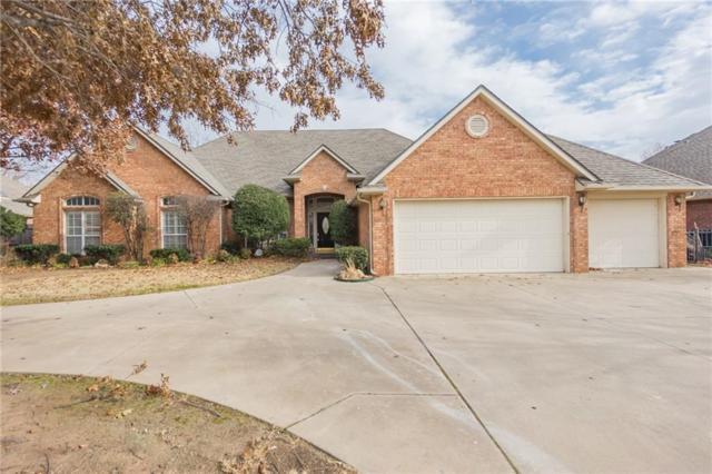 11508 S Linn Avenue, Oklahoma City, OK 73170 (MLS #845129) :: Erhardt Group at Keller Williams Mulinix OKC