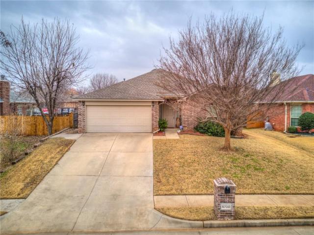 6700 Gaelic Glen Drive, Oklahoma City, OK 73142 (MLS #845217) :: Homestead & Co