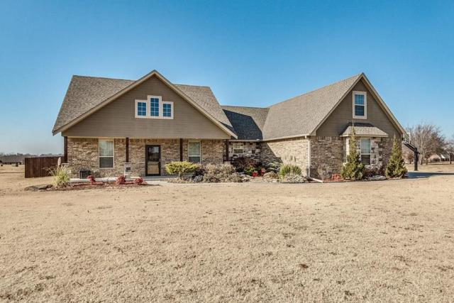 110 Teal, Shawnee, OK 74804 (MLS #845305) :: Homestead & Co