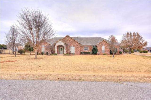 9517 Clear Springs, Mustang, OK 73064 (MLS #845405) :: Homestead & Co