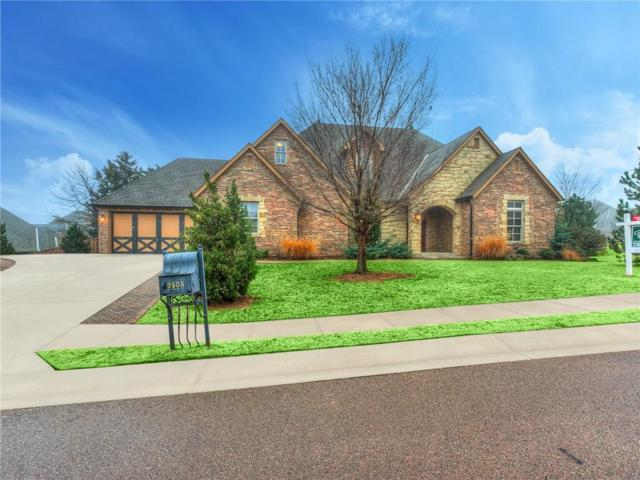 2408 Bull, Edmond, OK 73034 (MLS #845425) :: Homestead & Co