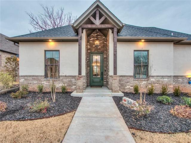 4116 Carmina, Edmond, OK 73034 (MLS #845432) :: Homestead & Co