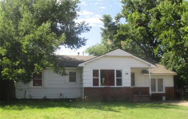 1012 N Locust, Midwest City, OK 73110 (MLS #845488) :: Homestead & Co
