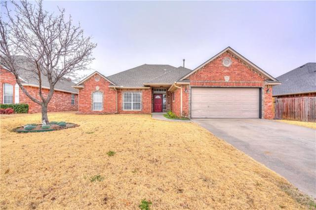 9408 S Barnes Avenue, Oklahoma City, OK 73159 (MLS #845497) :: Erhardt Group at Keller Williams Mulinix OKC