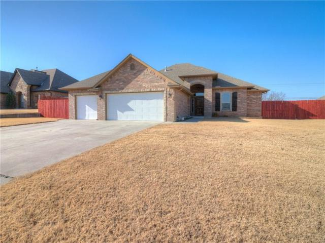 4299 Fox Ridge Road, Choctaw, OK 73020 (MLS #845501) :: KING Real Estate Group
