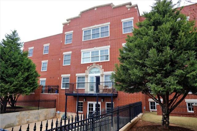 1209 N Harvey #302, Oklahoma City, OK 73103 (MLS #845519) :: Homestead & Co