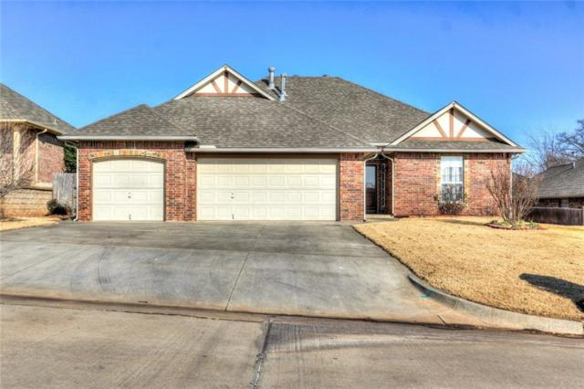 11541 Hampton Drive, Midwest City, OK 73130 (MLS #845545) :: Homestead & Co