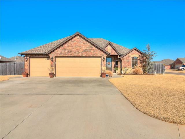 1950 Timber Dale Drive, Shawnee, OK 74804 (MLS #845580) :: Homestead & Co