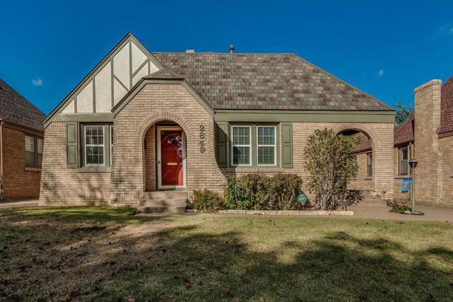 2849 NW 19th Street, Oklahoma City, OK 73107 (MLS #845587) :: Homestead & Co