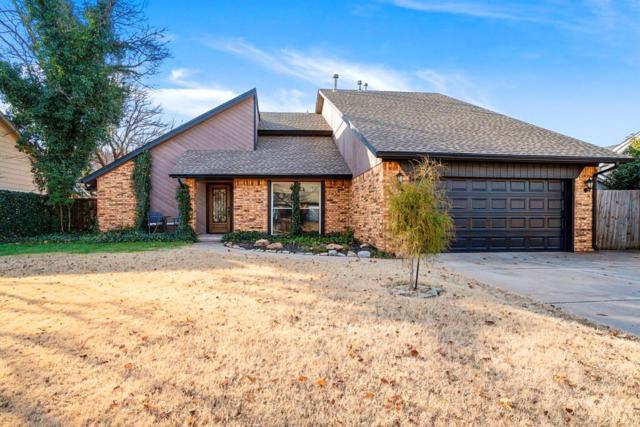 3216 Castlerock, Oklahoma City, OK 73120 (MLS #845597) :: Homestead & Co