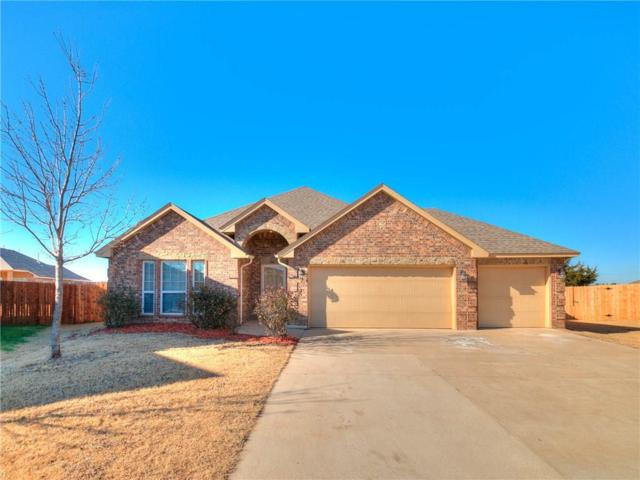 11017 SW 38th Circle, Mustang, OK 73064 (MLS #845642) :: Homestead & Co