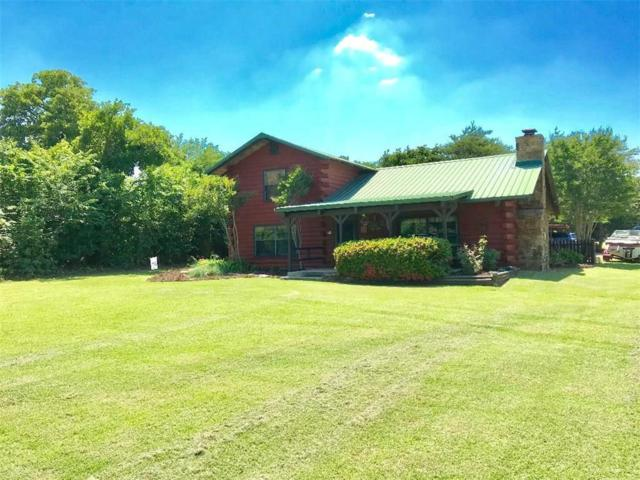 161 Murray Drive, Choctaw, OK 73020 (MLS #845731) :: KING Real Estate Group