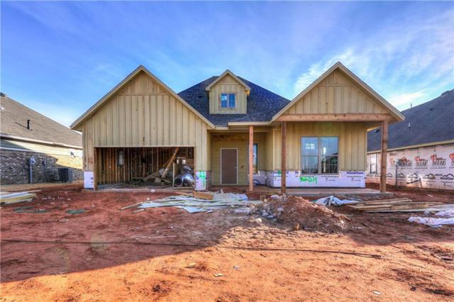 3524 Upland Ridge Drive, Yukon, OK 73099 (MLS #845797) :: Erhardt Group at Keller Williams Mulinix OKC
