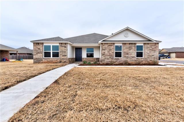 4701 Fieldstone Drive, Oklahoma City, OK 73179 (MLS #845856) :: KING Real Estate Group