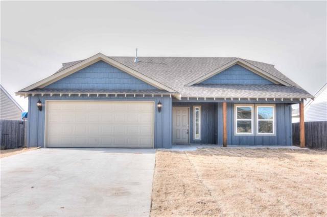1417 Eagle Drive, Moore, OK 73160 (MLS #845929) :: Homestead & Co