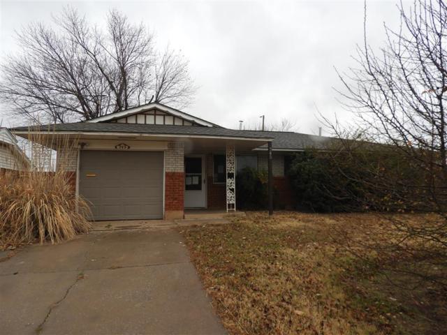 745 SW 1st Street, Moore, OK 73160 (MLS #845952) :: KING Real Estate Group