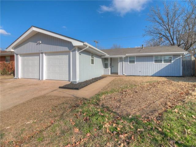 2100 Nail Parkway, Moore, OK 73160 (MLS #845986) :: Homestead & Co
