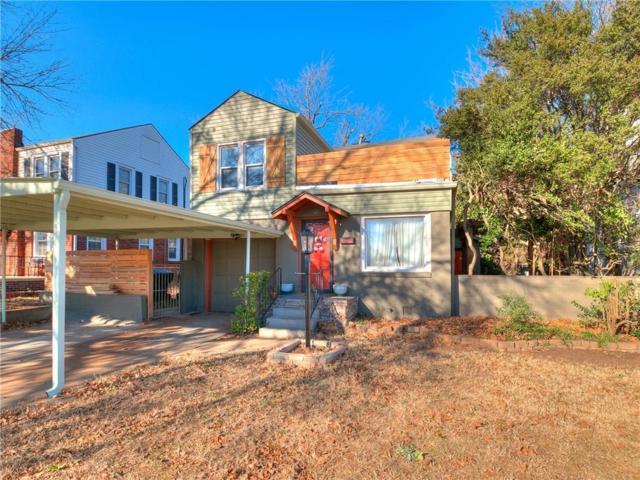 2505 NW 25th Street, Oklahoma City, OK 73107 (MLS #846032) :: Homestead & Co